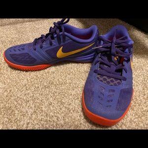 Nike Kids Kobe Mentality (GS) Basketball Shoes